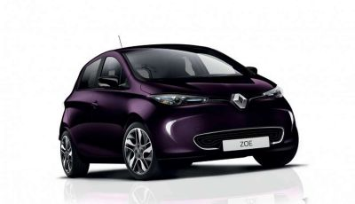 A Bologna car sharing 100% elettrico con 120 Renault ZOE