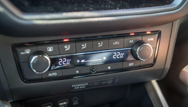 [VIDEO] Prova su strada SEAT Arona, tanta tecnologia in questo SUV compatto - Foto 16 di 37