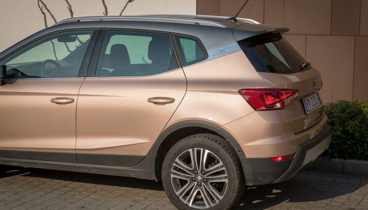 [VIDEO] Prova su strada SEAT Arona, tanta tecnologia in questo SUV compatto - Foto 25 di 37