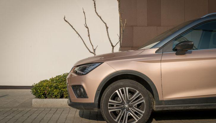 [VIDEO] Prova su strada SEAT Arona, tanta tecnologia in questo SUV compatto - Foto 26 di 37