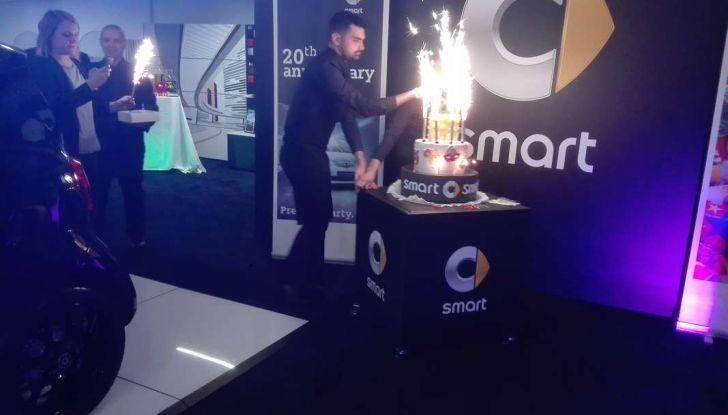 Smart festeggia i 20 anni con una serie speciale - Foto 23 di 34