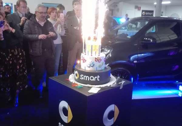 Smart festeggia i 20 anni con una serie speciale - Foto 1 di 34