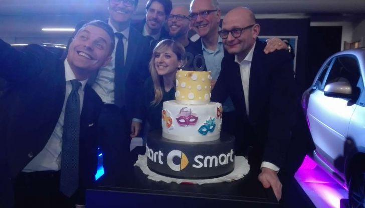 Smart festeggia i 20 anni con una serie speciale - Foto 30 di 34