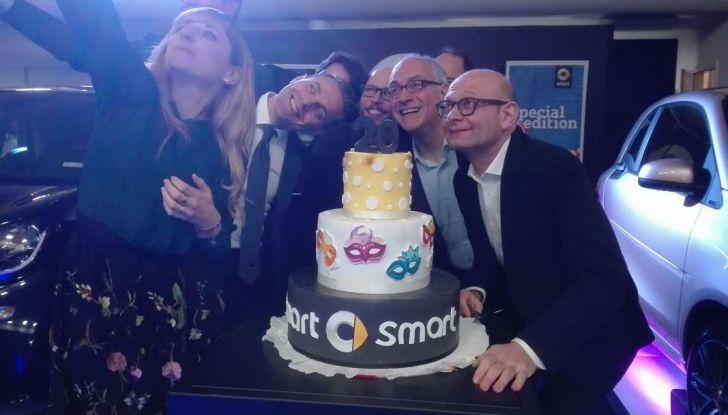 Smart festeggia i 20 anni con una serie speciale - Foto 2 di 34
