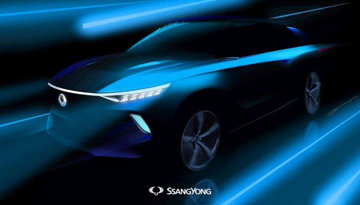 SsangYong Musso: il nuovo pick-up per l'Europa - Foto 6 di 11