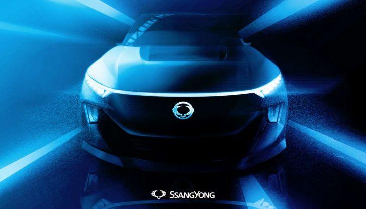 SsangYong Musso: il nuovo pick-up per l'Europa - Foto 7 di 11