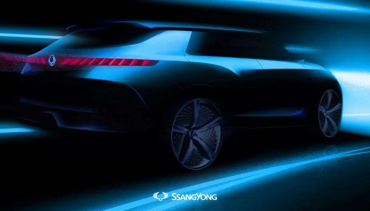 SsangYong Musso: il nuovo pick-up per l'Europa - Foto 8 di 11