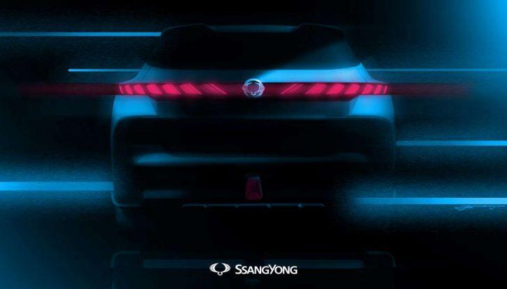 SsangYong Musso: il nuovo pick-up per l'Europa - Foto 9 di 11