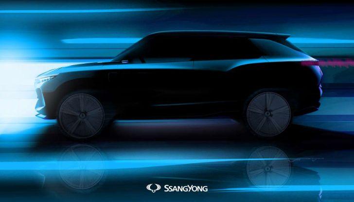 SsangYong Musso: il nuovo pick-up per l'Europa - Foto 10 di 11