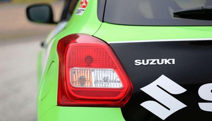 Suzuki Swift 1.0 Boosterjet RS debutta nei Campionati Italiani Rally - Foto 2 di 6