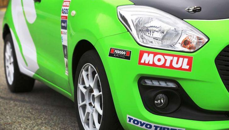 Suzuki Swift 1.0 Boosterjet RS debutta nei Campionati Italiani Rally - Foto 4 di 6
