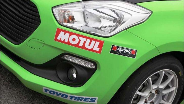 Suzuki Swift 1.0 Boosterjet RS debutta nei Campionati Italiani Rally - Foto 6 di 6