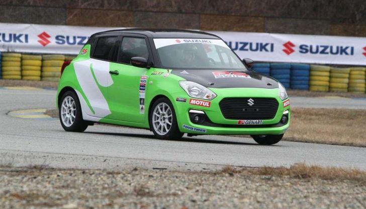 Suzuki Swift 1.0 Boosterjet RS debutta nei Campionati Italiani Rally - Foto 5 di 6
