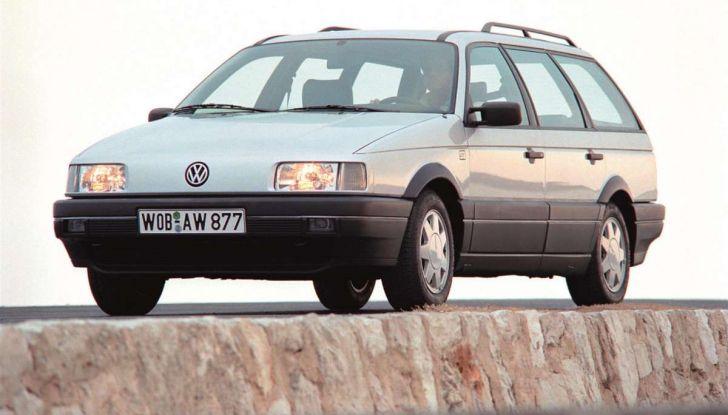 Volkswagen Passat festeggia i 35 anni di trazione integrale - Foto 12 di 15