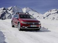 Volkswagen Passat festeggia i 35 anni di trazione integrale