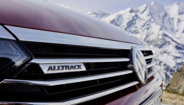 Volkswagen Passat festeggia i 35 anni di trazione integrale - Foto 5 di 15