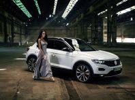 Volkswagen T-Roc e la nuova campagna social con Winnie Harlow