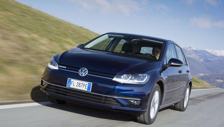 Nuova Volkswagen a metano con motore 1.5 TGI da 130 CV - Foto 17 di 17