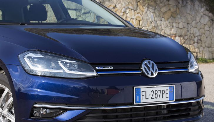 Nuova Volkswagen a metano con motore 1.5 TGI da 130 CV - Foto 14 di 17