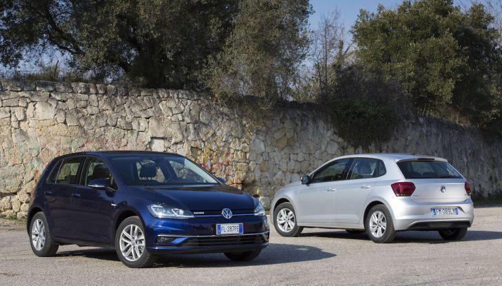Nuova Volkswagen a metano con motore 1.5 TGI da 130 CV - Foto 12 di 17