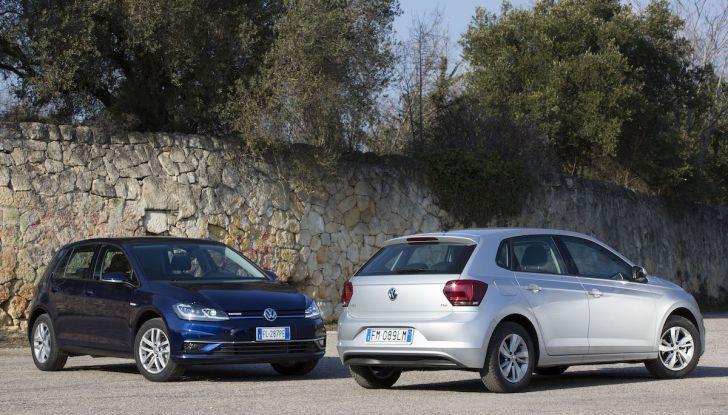 Nuova Volkswagen a metano con motore 1.5 TGI da 130 CV - Foto 11 di 17