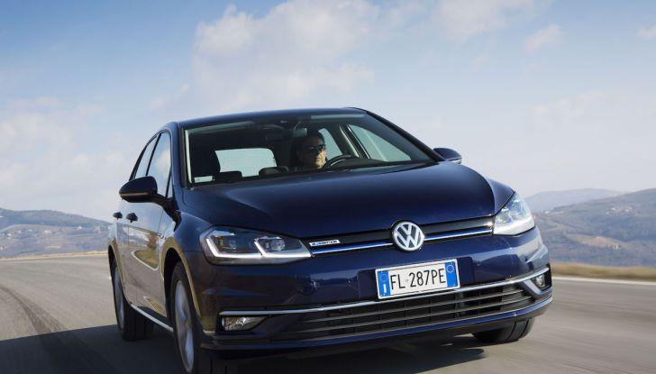 Nuova Volkswagen a metano con motore 1.5 TGI da 130 CV - Foto 1 di 17