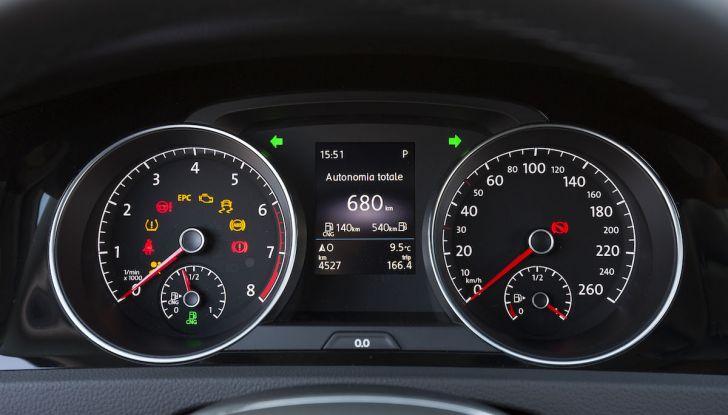[VIDEO] Prova Volkswagen Golf TGI: La Strada in Streaming! - Foto 31 di 33