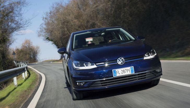 Nuova Volkswagen a metano con motore 1.5 TGI da 130 CV - Foto 16 di 17