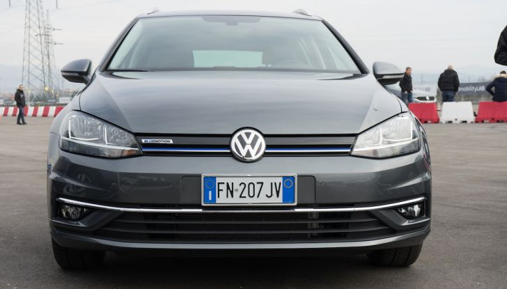 Nuova Volkswagen a metano con motore 1.5 TGI da 130 CV - Foto 10 di 17