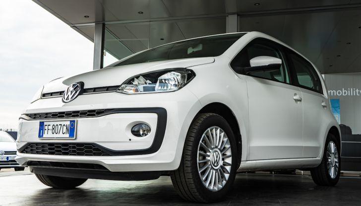 Volkswagen verso il Biometano con Up!, Polo e Golf: Rivoluzione Ecologista - Foto 31 di 44
