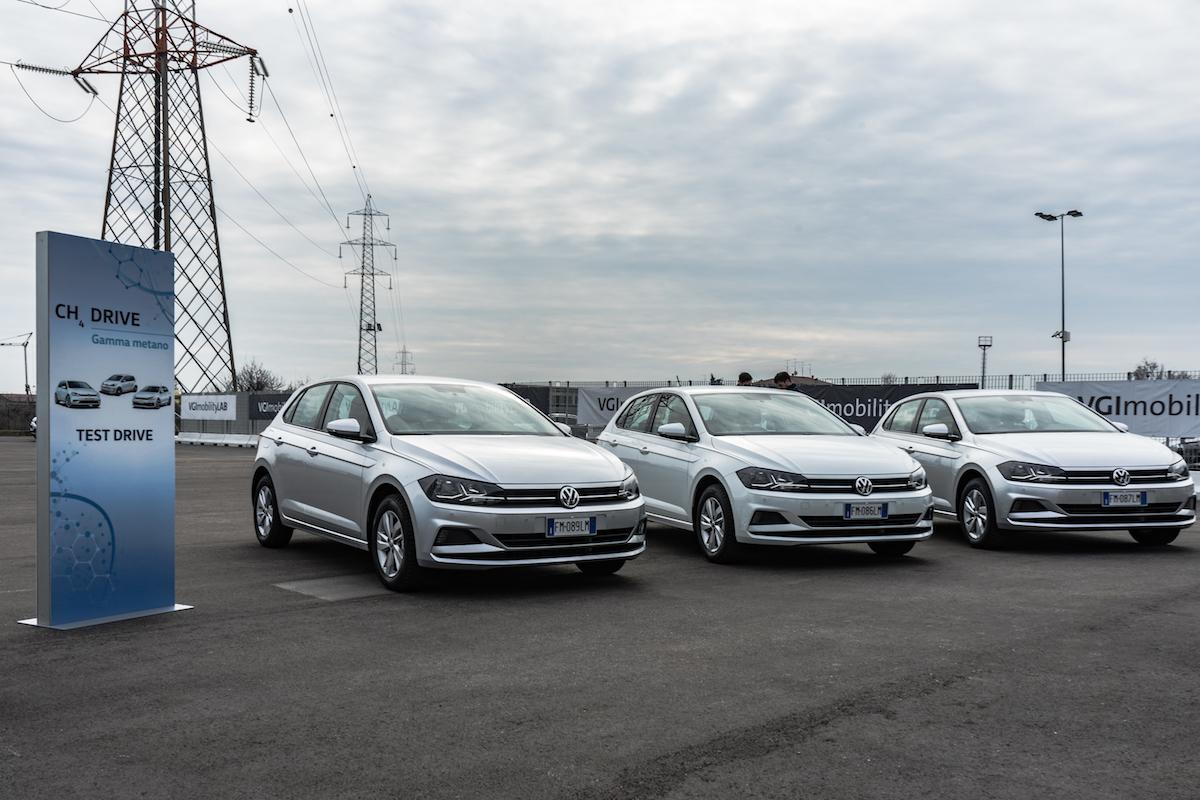 Gamma Volkswagen Polo 2018