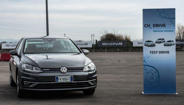 Nuova Volkswagen a metano con motore 1.5 TGI da 130 CV - Foto 9 di 17