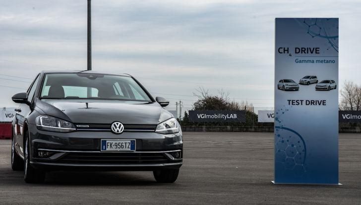 Nuova Volkswagen a metano con motore 1.5 TGI da 130 CV - Foto 2 di 17