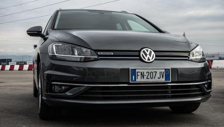 Volkswagen verso il Biometano con Up!, Polo e Golf: Rivoluzione Ecologista - Foto 9 di 44
