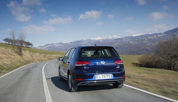 Nuova Volkswagen a metano con motore 1.5 TGI da 130 CV - Foto 13 di 17