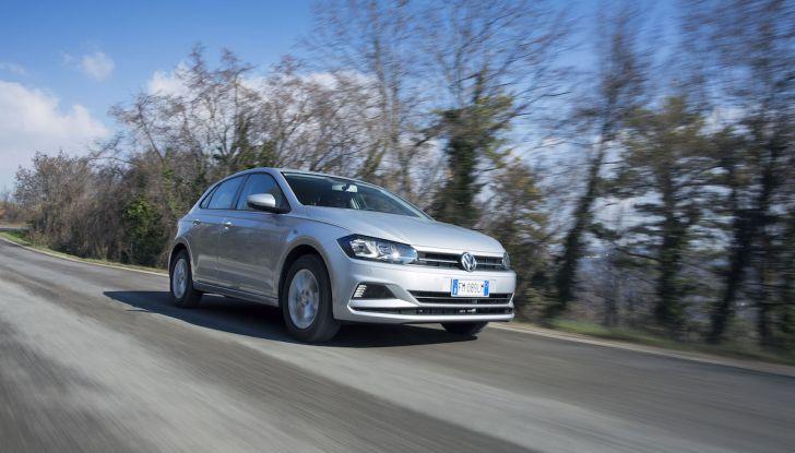Volkswagen verso il Biometano con Up!, Polo e Golf: Rivoluzione Ecologista - Foto 25 di 44