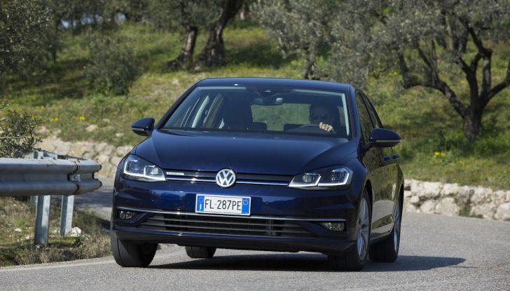 Nuova Volkswagen a metano con motore 1.5 TGI da 130 CV - Foto 4 di 17
