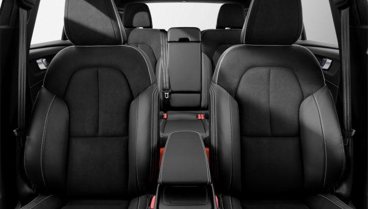 Volvo XC40: nel 2020 arriva la versione 100% elettrica - Foto 32 di 38