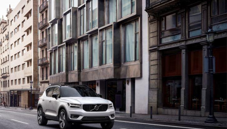 Volvo XC40: nel 2020 arriva la versione 100% elettrica - Foto 20 di 38