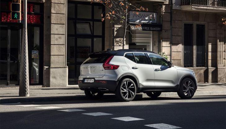 Volvo XC40: nel 2020 arriva la versione 100% elettrica - Foto 14 di 38