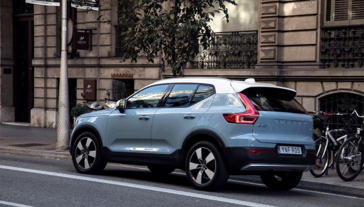 Volvo XC40: nel 2020 arriva la versione 100% elettrica - Foto 7 di 38