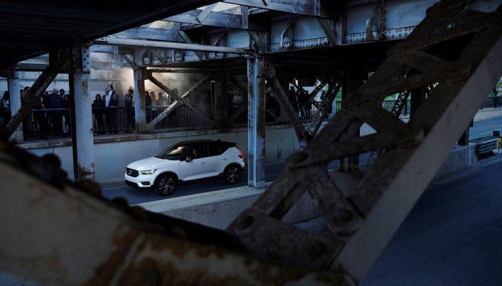 Volvo XC40: nel 2020 arriva la versione 100% elettrica - Foto 3 di 38