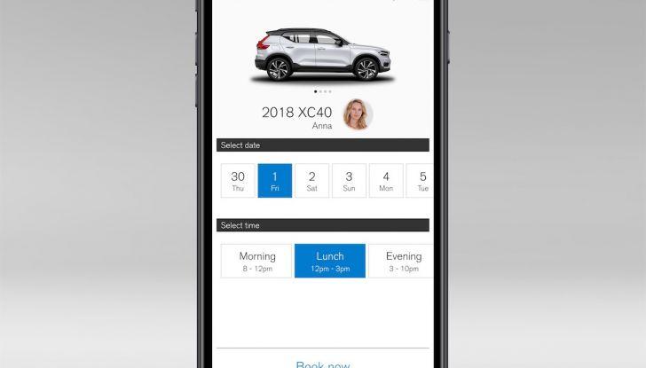 Volvo XC40: nel 2020 arriva la versione 100% elettrica - Foto 37 di 38