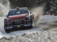WRC Svezia 2018: progressi concreti per il team Citroën.