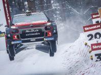 WRC Svezia 2018 - Giornata di Sabato 17: ancora Citroën protagonista nella TOP 5