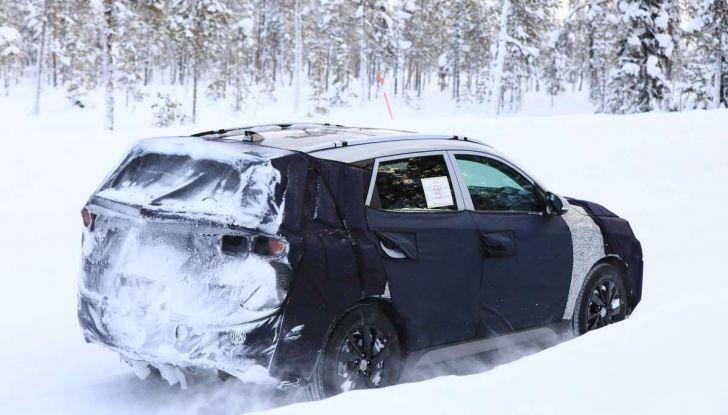 Hyundai Tucson Restyling 2019, primi collaudi su strada - Foto 10 di 15