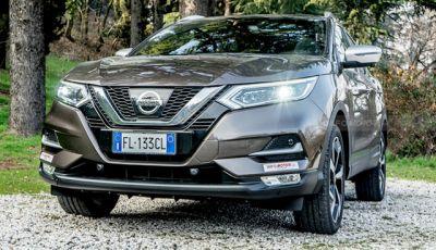 Nuova Nissan Qashqai 2017