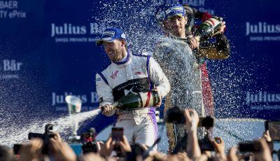 VIDEO – Messico 2017 podio per Sam Bird e per il Team