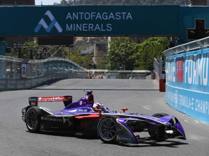 E-Prix Santiago del Cile, Qualifiche: Sam Bird in seconda fila, Alex Lynn sesto - Foto 1 di 2