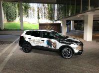 La Nazionale Italiana Rugby ancora con Renault per il 2018